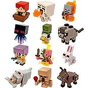 Minecraft Mini Figures Ice Series 5 Complete Set Of 12