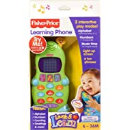 Fisher-Price  Fisher-Price Laugh And Learn Phone