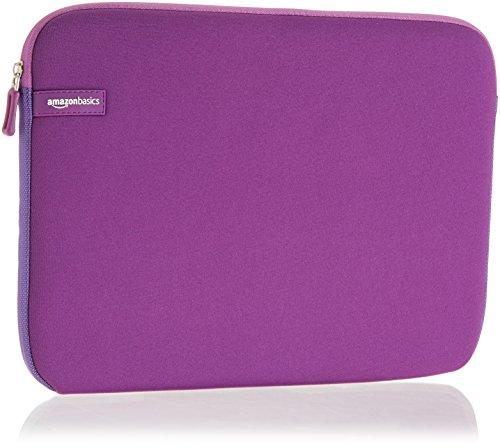 AmazonBasics Housse pour ordinateur portable, 13,3 Pouces, Violet