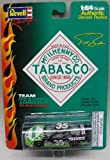Revell Racing - Team Tabasco Racing - Todd Bodine - No. 35 - Pontiac Grand Prix (Green) - 1998 - 1:64 Scale Die-cast Collectible Car
