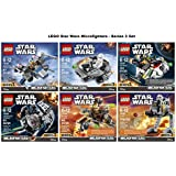LEGO Star Wars Microfighters Series 3 Complete Set Of 6