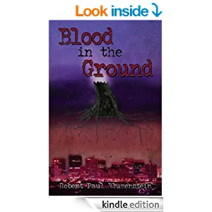 Blood in the ground book cover