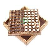 Wooden Othello L (Reversi) Brain Teaser Puzzles Games