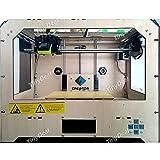 FlashForge Creator Single Extruder 3D Printer High Precision Wooden Frame Three-Dimensional Physical Printer HHI...