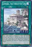Yu-Gi-Oh! - Lemuria, the Forgotten City (ABYR-EN057) - Abyss Rising - 1st Edition - Common