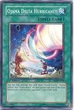 Yugioh GX - Chazz Princeton Single Card - Ojama Delta Hurricane!! DP2-EN018