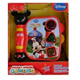 Mickey Mouse Clubhouse Mickey's My First Learning Book Lights And Sounds