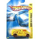 2008 Custom 77 Dodge Van Hot Wheels Collectible - New Models Series - 7/196