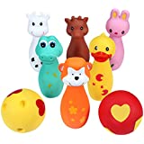 Svance Animals Friends Bowling Toy Set