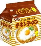 日清食品 チキンラーメン 5食パック×12個(6個×2ケース)