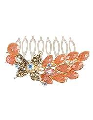 Traditional Fashion Daily Wear Hair Clip For Kids & Women Hair Accessories - B011DYW13A