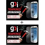 (2 Pcs Pack)Tempered Glass Screen Protector For LG G2 MINI