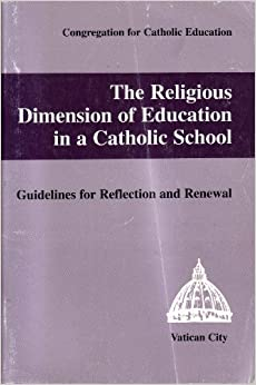 Religious education in primary and secondary education