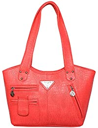 RED (FLP2PKT) Trendy And Stylish Hand Bag