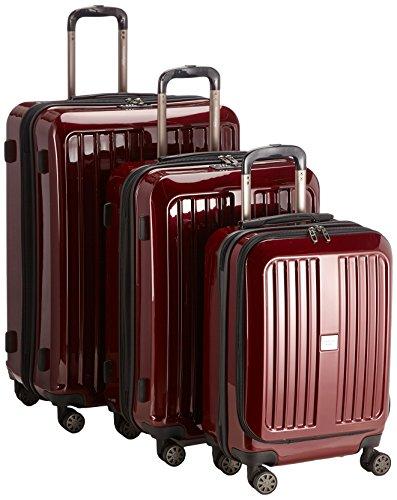 HAUPTSTADTKOFFER  Sets de bagages, 75 cm, 260 L, Rouge