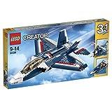 Lego Creator Blue Power JetLego Creator Blue Power Jet