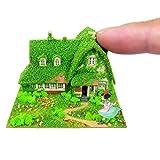 Studio Ghibli mini Kiki's Delivery Service Okino House MP07-06 (Paper Craft)