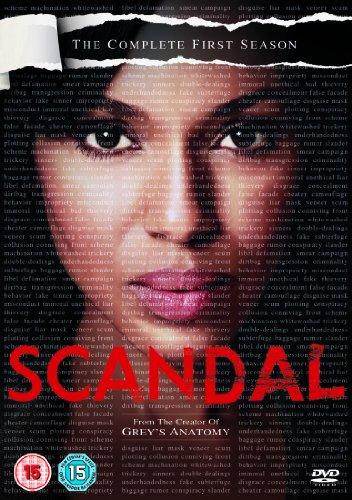Scandal: Season 1 [DVD] [Import]