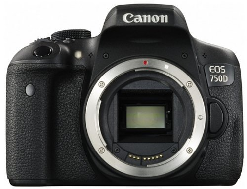 Canon EOS 750D Digital SLR Camera - International Version (No...