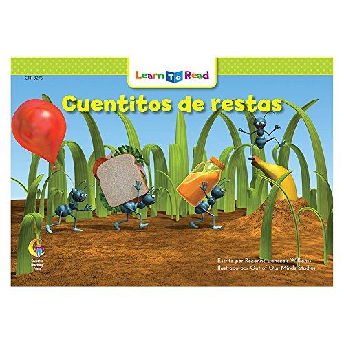 NEW Cuentitos de Restas = Little Number Storiessubtraction (Spanish Edition)