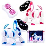 NUMEX REMOTE CONTROL INFRARED INTELLIGENT SMART DOG ROBOT TOY FOR KIDS