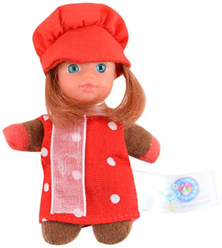 Stork Babies Coco Lolita Red Doll