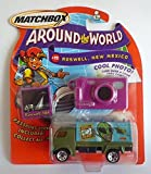 2003 Matchbox Around The World Collection # 11 Roswell, New Mexico Billboard Truck by Mattel