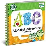 Leap Frog Leap Start Preschool Activity Book: Alphabet Adventures And Music