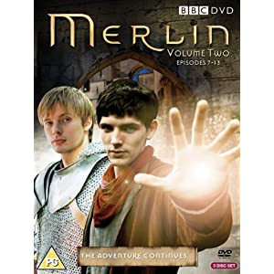 Merlin DVD Series 1 Volume 2