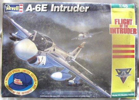 Flight of the Intruder: A-6E Intruder Model Kit [Skill Level 2]
