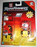 W.A.R.S. wars Transformers tiny tin RID R.I.D. robots in disguise 2003