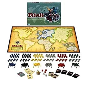 Click to read our Risk board game reviews!