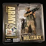 ARMY INFANTRY McFarlane's Military REDEPLOYED Series 2 Action Figure & Display Base