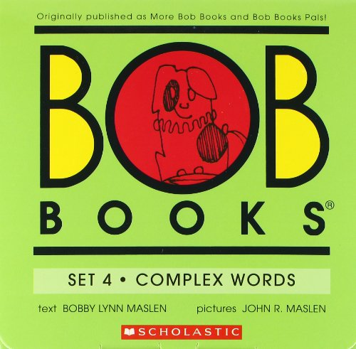 BOB Books Set #4: Compound Words