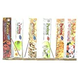 Pavitra Products Incense Stick Multi Fragrance Black (Pack Of 12)
