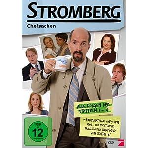 """Alle Jahre wieder: Neue Stromberg Box (Staffeln 1-4) """"Chefsachen""""[DVD] für 36 € !"""