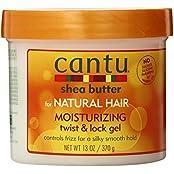 Cantu Shea Butter For Natural Hair Moisturizing Twist & Lock Gel,13 Oz