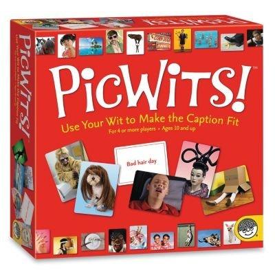 PicWits! Board Game