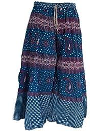 PMS Pure Cotton Women's Palazzo (Assorted Color Assorted Design) - B072JXQ4F7