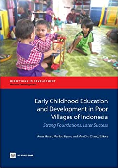Early Childhood Education and Development in Poor Villages