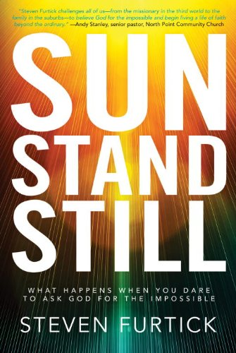 "Cover of ""Sun Stand Still: What Happens W..."