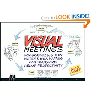 #3. Visual Meetings: How Graphics, Sticky Notes and Idea Mapping Can Transform Group Productivity