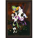 Avercart Lord Krishna / Shri Krishna With Radha / Symbol Of Divine Love / Sri Radha-Krishna Poster 12x18 Inch...