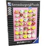 Ravensburger Puzzles Pretty Cupcakes, Multi Color (1000 Pieces)
