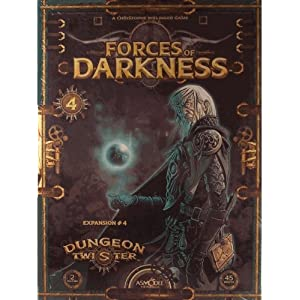 Click to buy Dungeon Twister Forces of Darkness Expansion #4 from Amazon!
