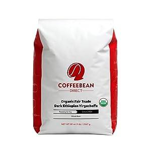 Coffee Bean Direct Dark Ethiopian Yirgacheffe