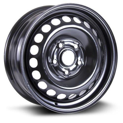 Steel Rim 15X6, 5X112, 57.1, +47, black finish (MULTI APPLICATION FITMENT) X99118N