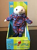 1999 Stuart Little Bedtime Stuart Mouse with Removable Outfit 5 Inches Tall by Hasbro