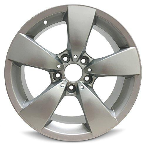 BMW 5 Series 17 Inch 5 Lug 5 Spoke Alloy Rim/17×7.5 5-120 Alloy Wheel