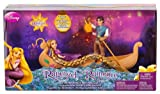 Disney Tangled Featuring Rapunzel Boat Ride Playset